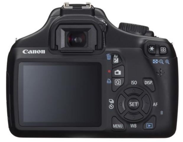 Pilihan Mode Kamera DSLR Canon