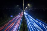 Tips Foto Light Trail atau Jejak Lampu