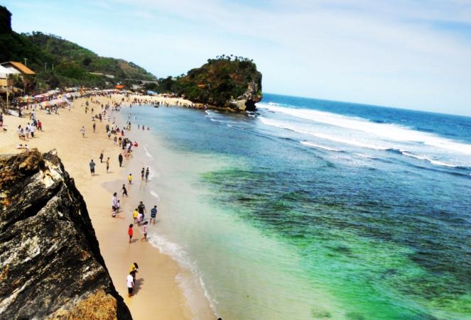 Pantai Baru Di Jogja