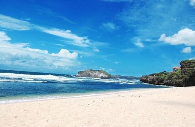 Tempat Wisata Pantai Terbaik Di Jogja