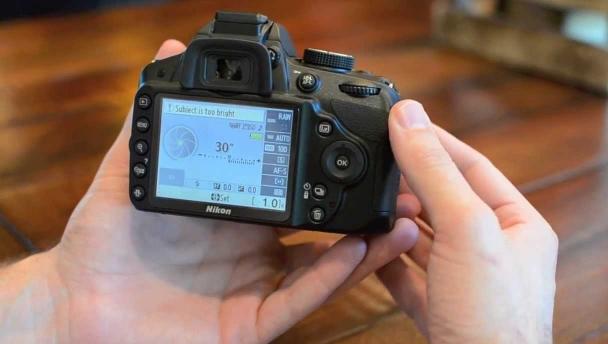 Cara Cek Jumlah SC (Shutter Count) Pada Kamera DSLR