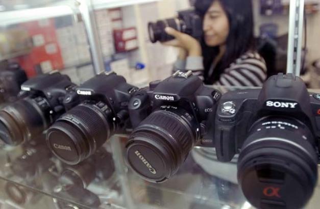 Cara Memilih Kamera DSLR