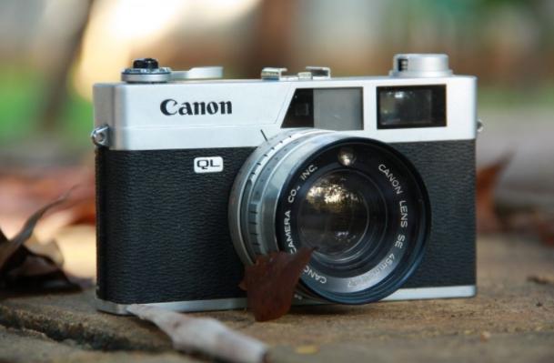 Cara Membersihkan Kamera Analog