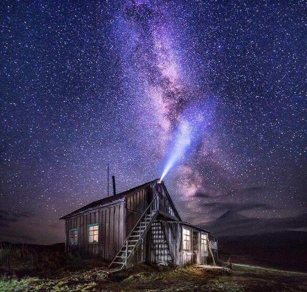 Cara Memotret Milky Way Menggunakan Lensa Kit
