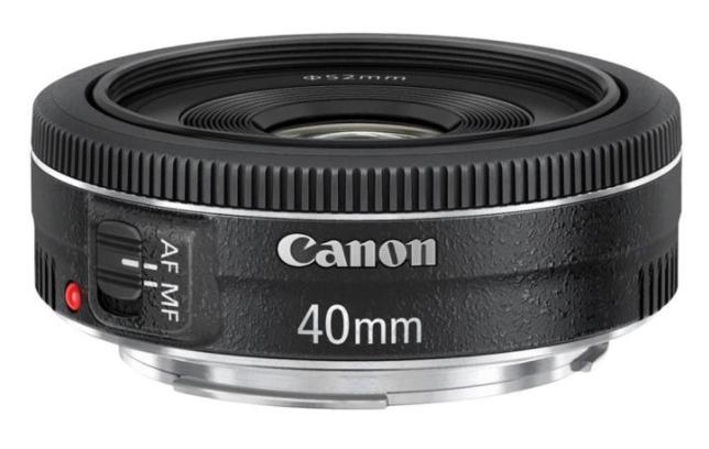 Lensa Prime 40 Mm