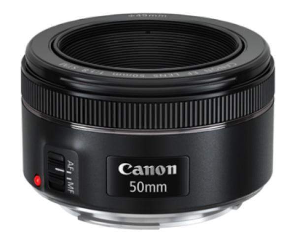 Lensa Prime 50 Mm