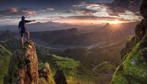 Lensa Yang Bagus Untuk Foto Landscape