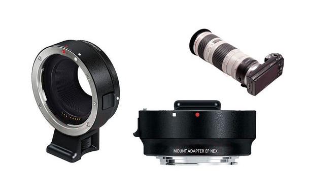 Mengenal Adapter Lensa Atau Lens Adapter
