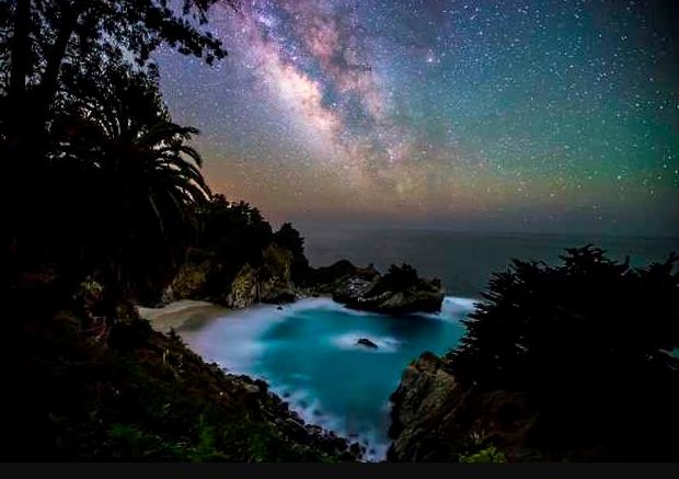 Bagaimana Cara Memotret Milky Way