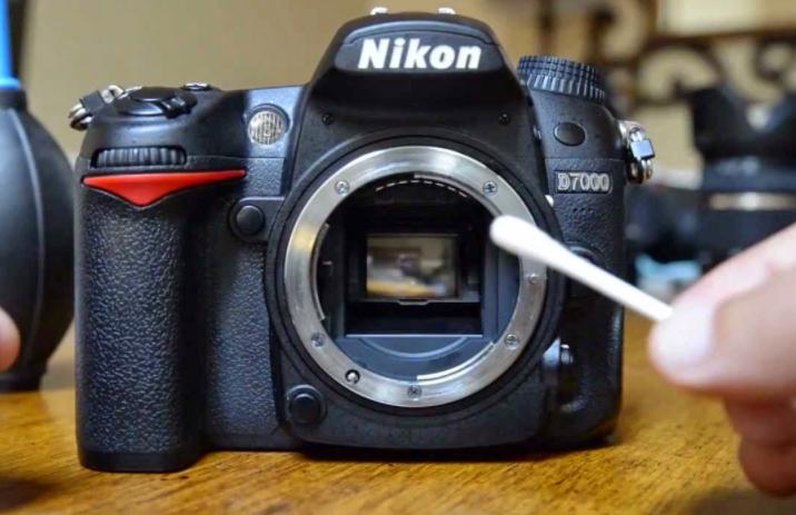 Cara Membersihkan Kamera Dslr Dengan Cleaning Kit
