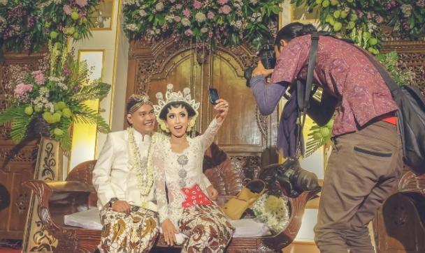 Cara Setting Kamera Untuk Foto Wedding