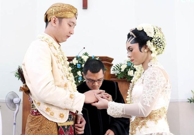 Setting Kamera Untuk Foto Pernikahan