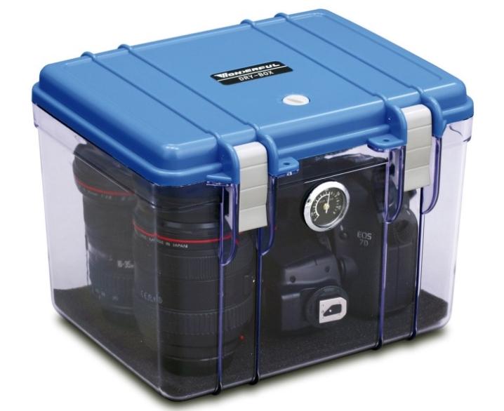 Cara Membuat Dry Box Untuk Kamera DSLR