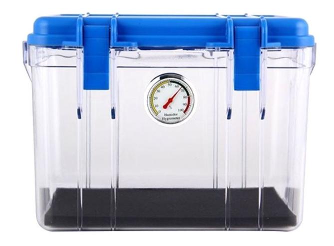 Cara Menggunakan Dry Box