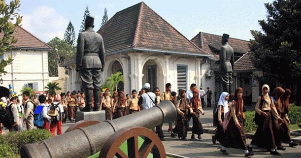 Daftar Tempat Foto Klasik Di Jogja
