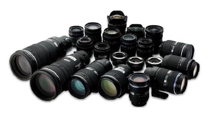 Mengenal Jenis Jenis Lensa Kamera