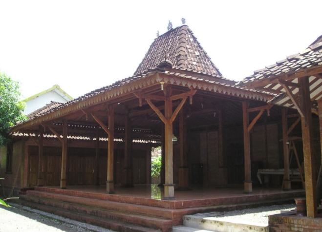 Pemukiman Tradisional Jawa
