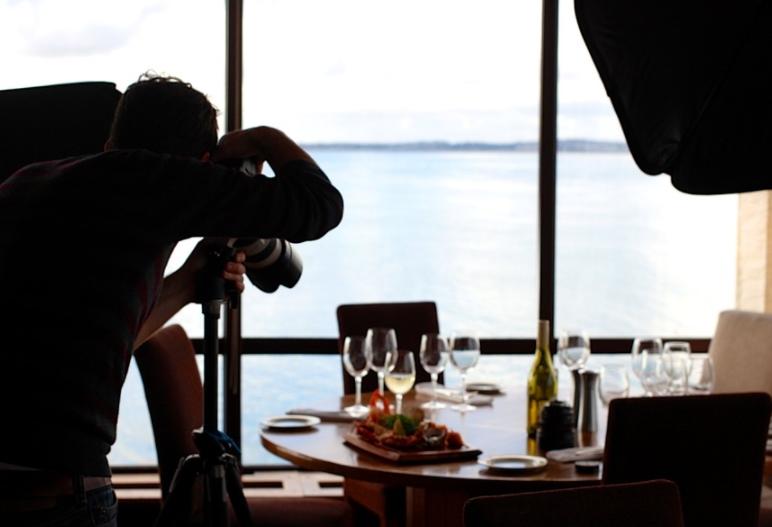 Cara Membuat Food Fotografi