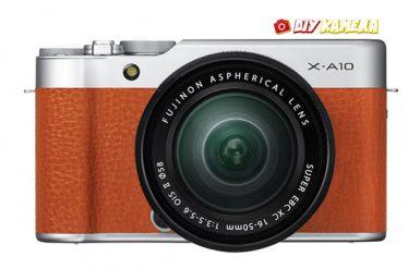 Sewa Fujifilm XA10 Jogja