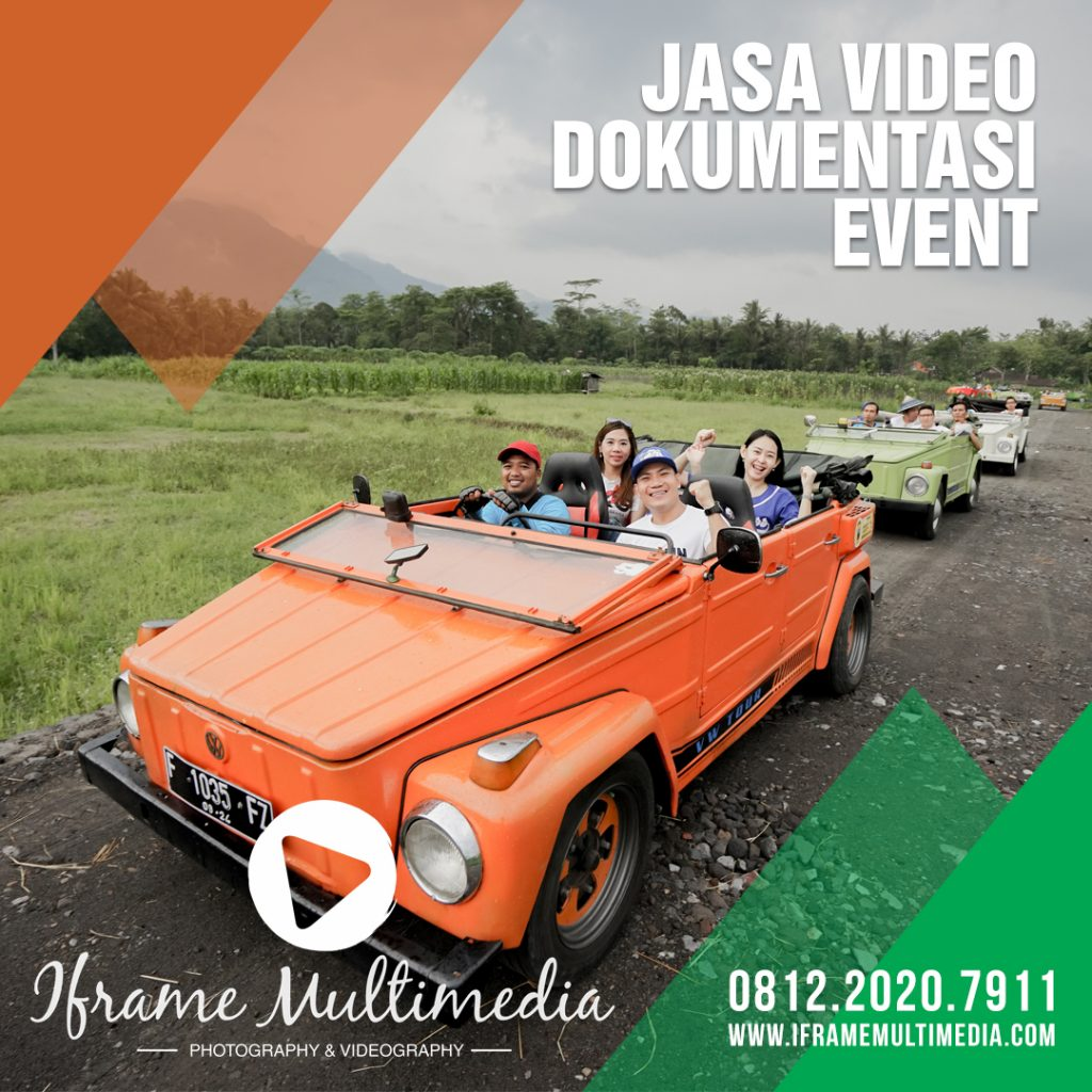 Jasa Video Shooting Jogja