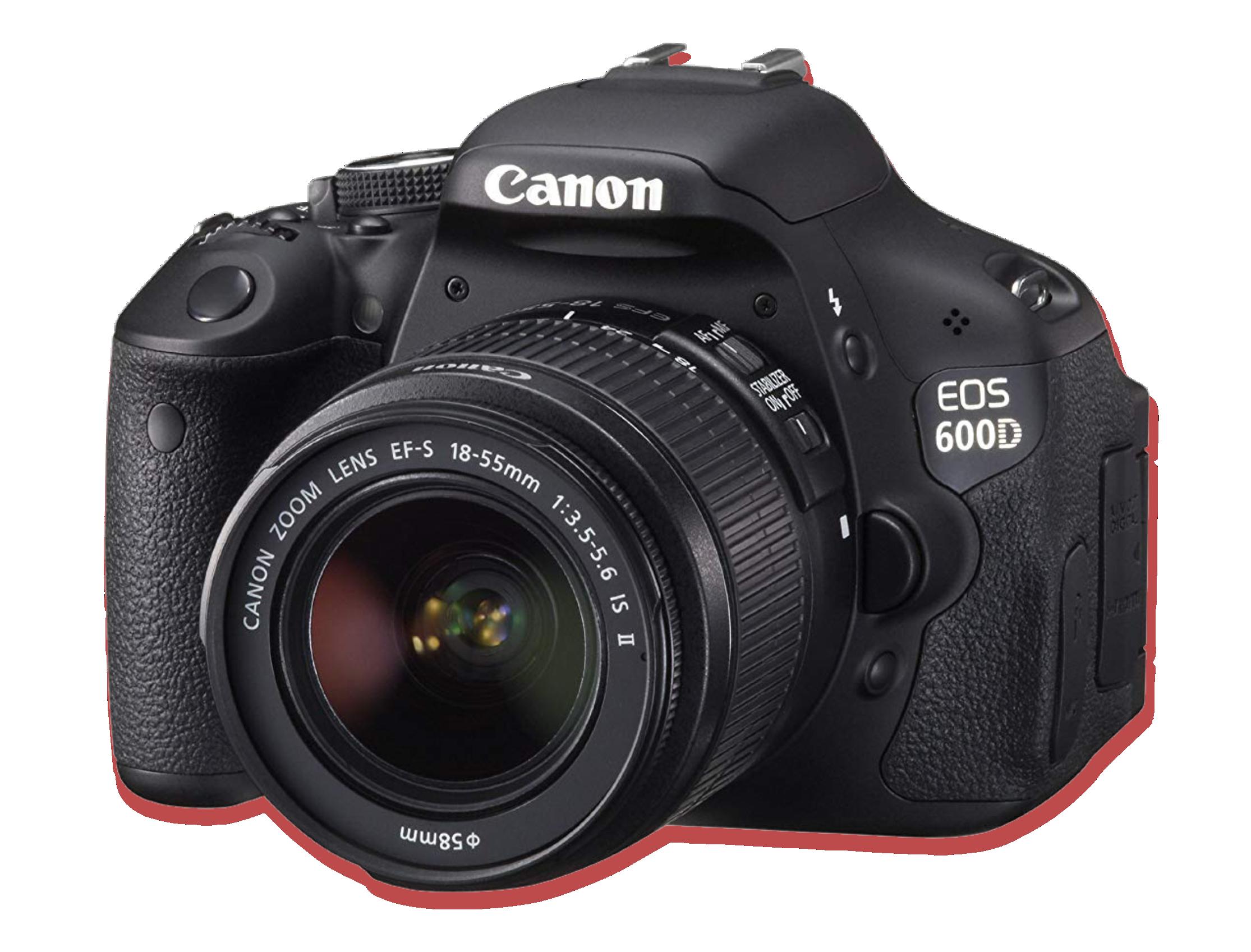 Sewa kamera Canon 600D
