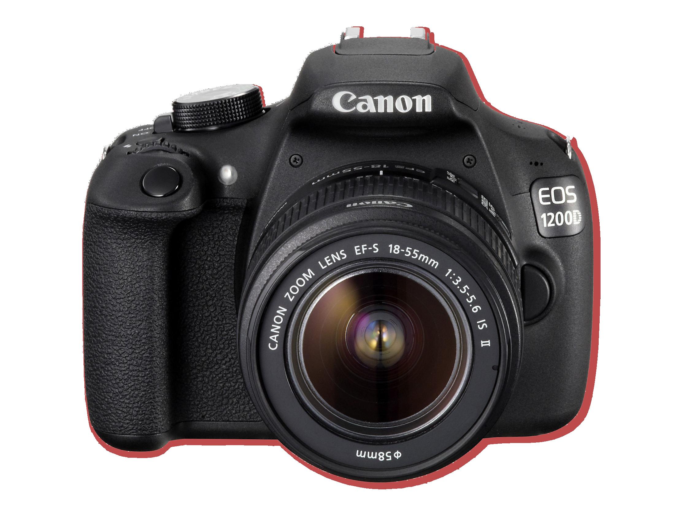 Sewa kamera Canon Eos 1200d 1