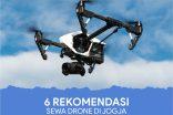 7 Sewa Drone Terbaik di Jogja