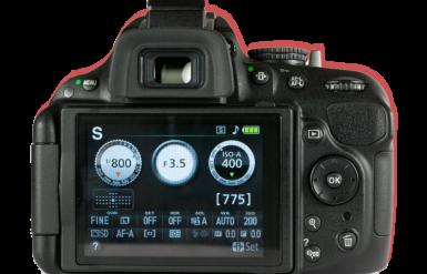 sewa kamera di jogja Nikon D5200
