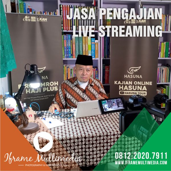 Jasa Kajian Live Streaming