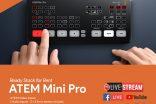 Sewa Switcher Atem Mini Pro