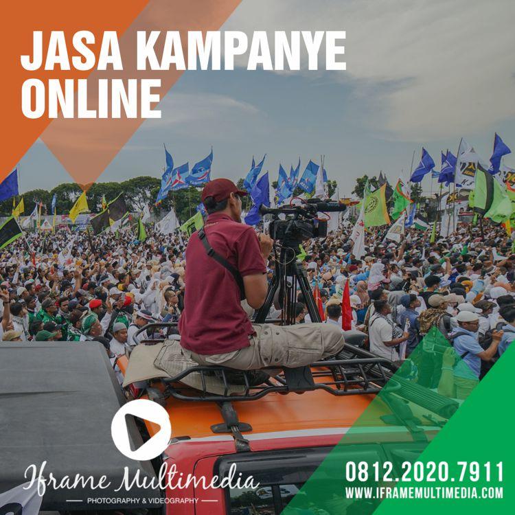 Jasa Kampanye Online