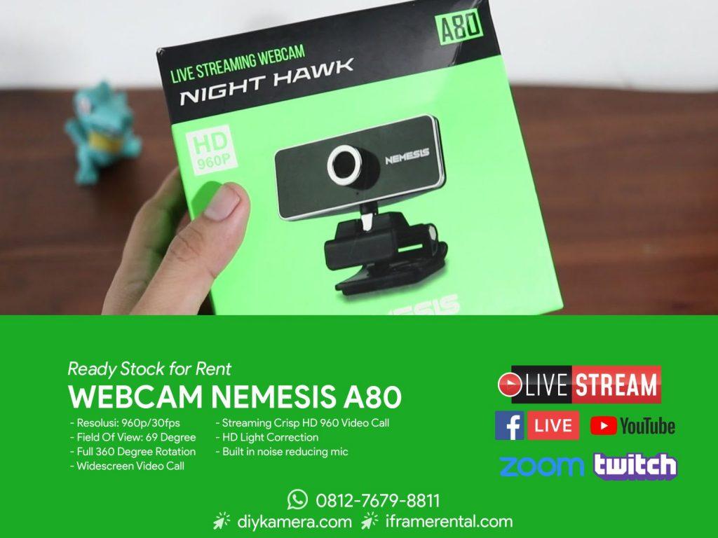 Sewa Webcam