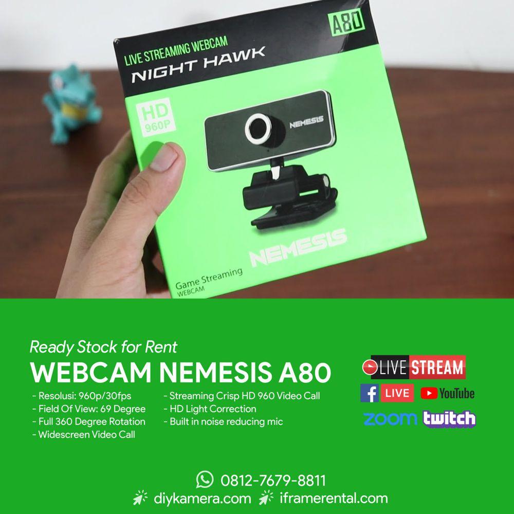 Sewa Webcam di Yogyakarta