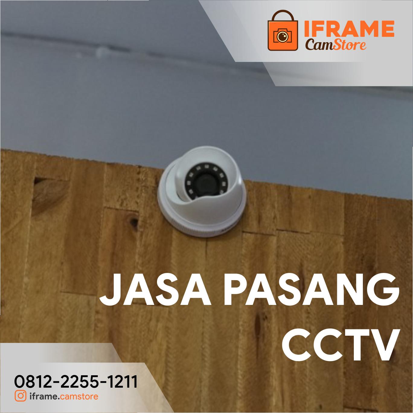 JASA INSTALASI CCTV 1