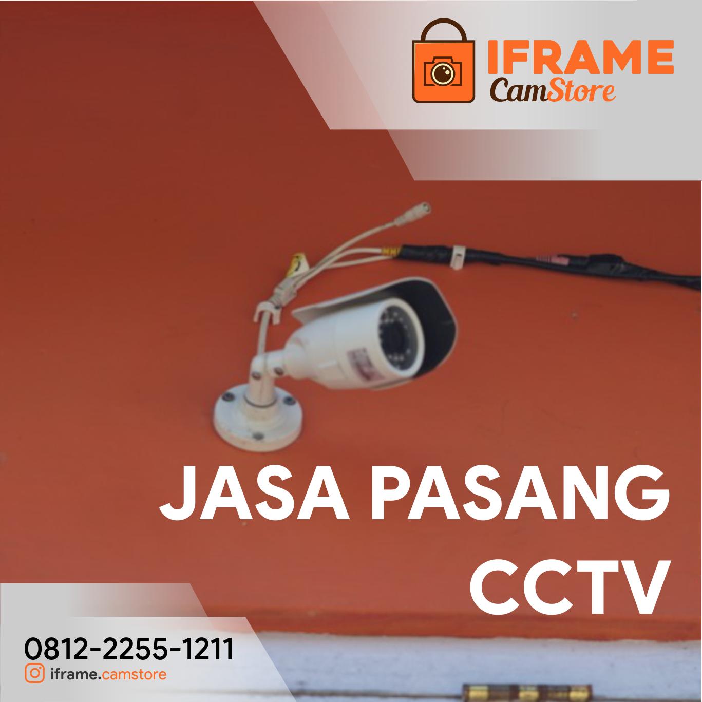 JASA INSTALASI CCTV