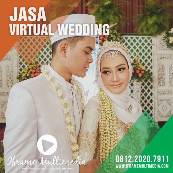 Jasa Virtual Wedding