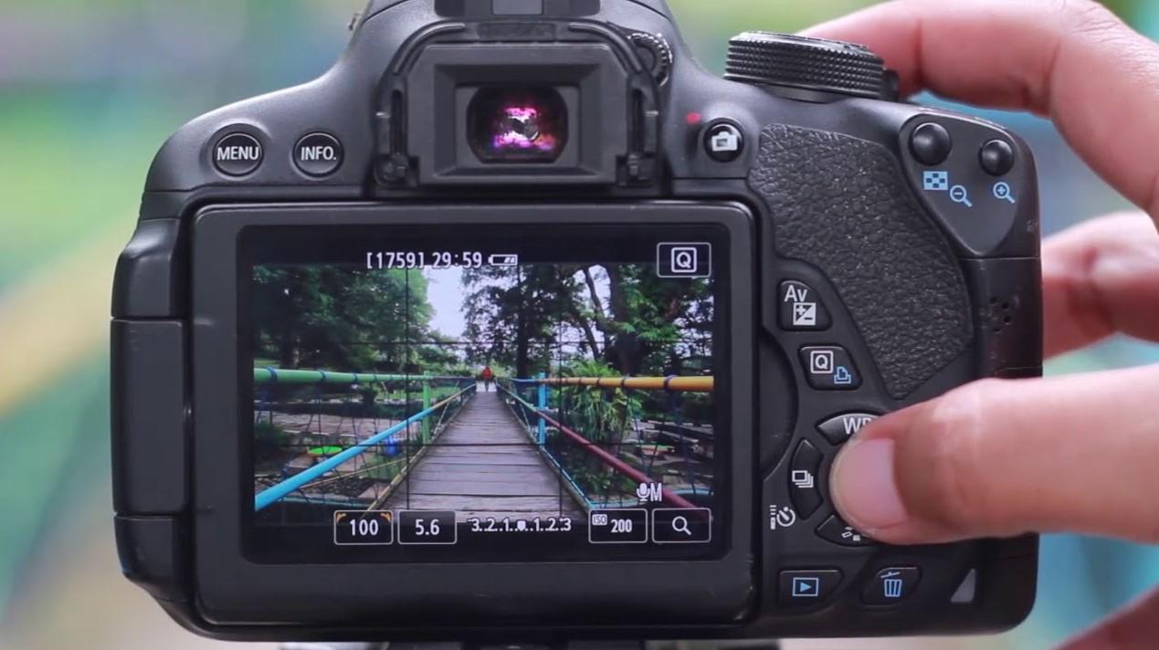 Harga Sewa Kamera Jakarta Canon