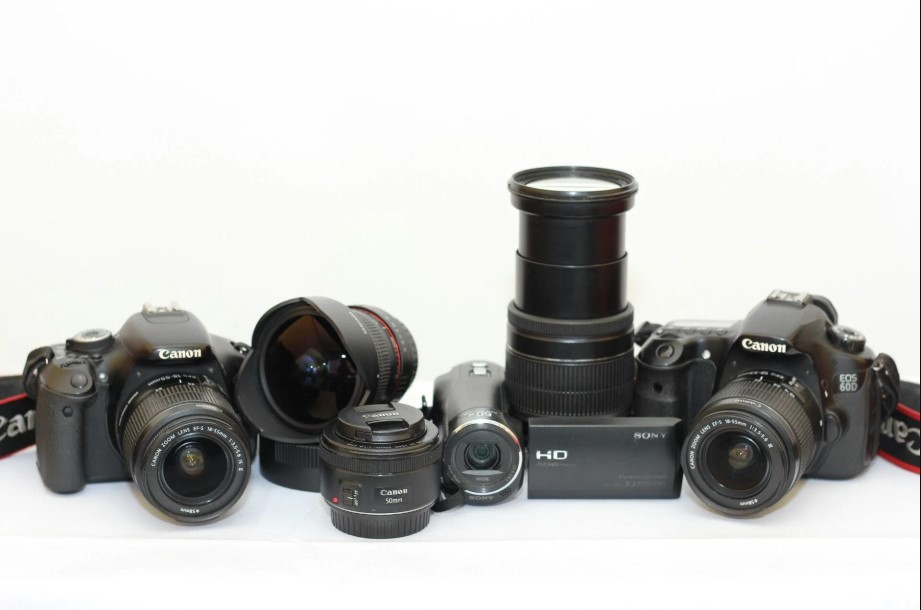 Sewa Kamera DSLR Jogja