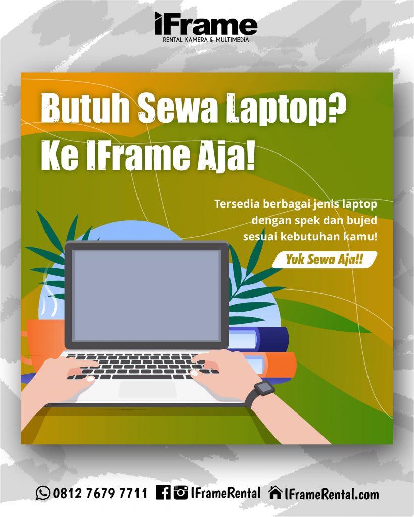 Harga Sewa Laptop Tembalang Semarang