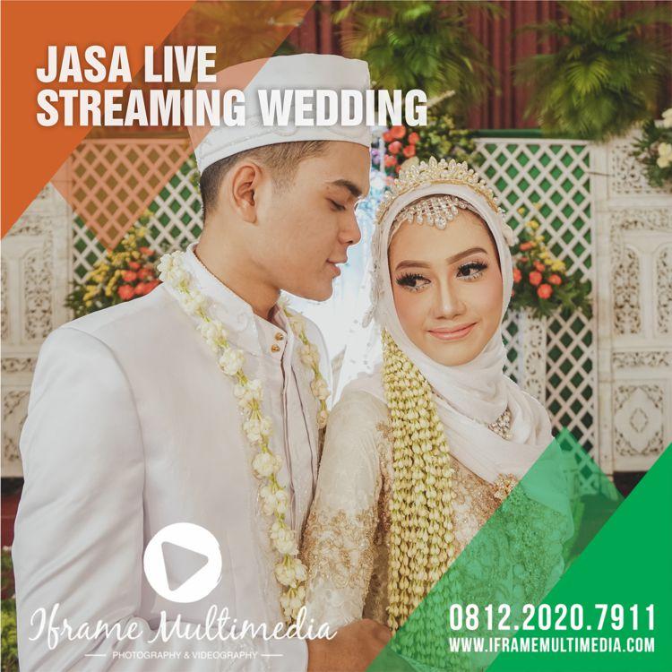 Jasa Live Streaming Wedding