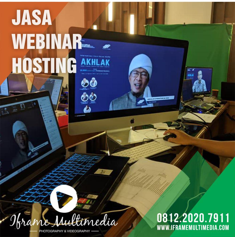 Jasa Zoominar Hosting