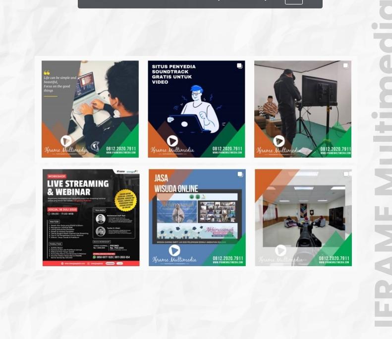 Portofolio Ica 3 - layanan manajemen media sosial