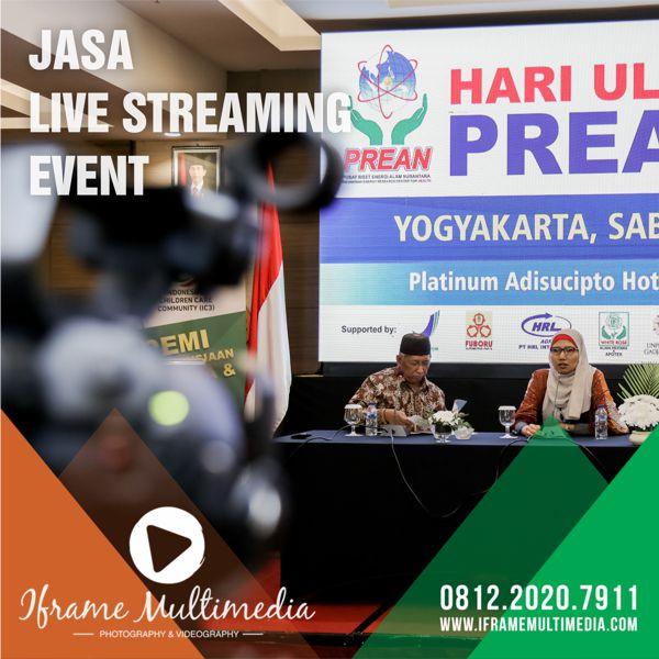 Jasa Live Streaming Di Solo
