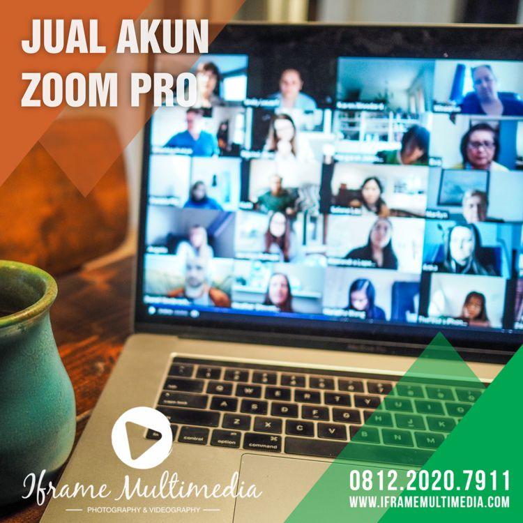 Jual Zoom Premium
