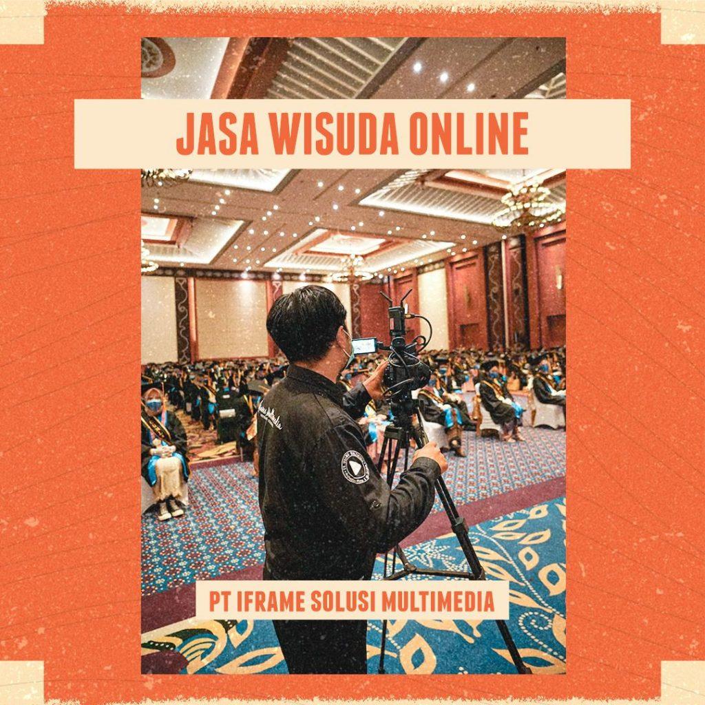 Jasa Wisuda Virtual